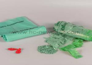 Use Biodegradable Bags, Environmental Protection